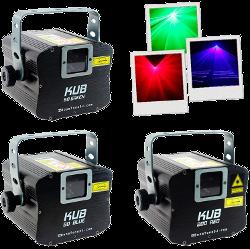 lasers KUB